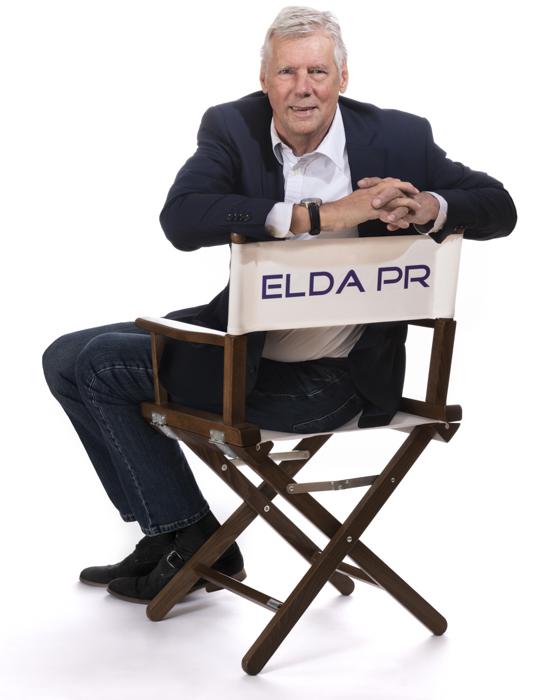 Harry Eskes van Elda PR heeft jarenlange communicatie-ervaring